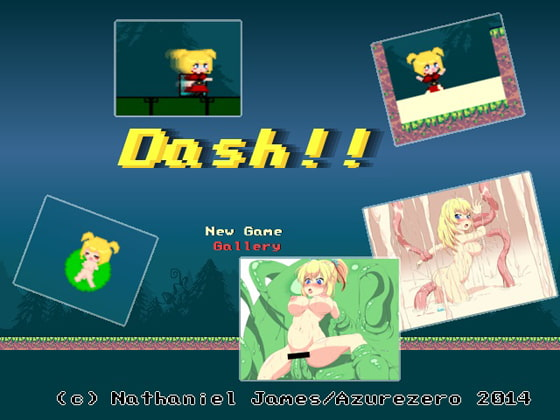 Dash!!  - Akazukin Action game