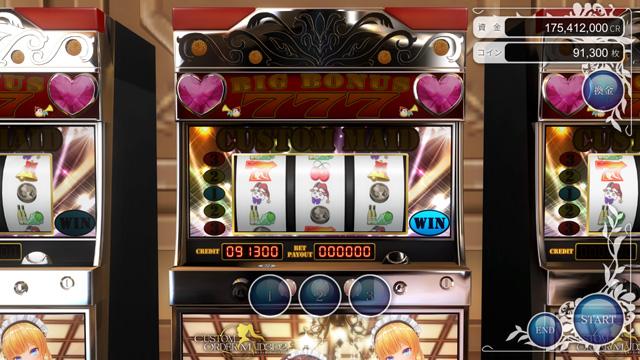 カジノ  サンプル画像