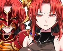 赤髪の鬼神 [ぬこ魔神]