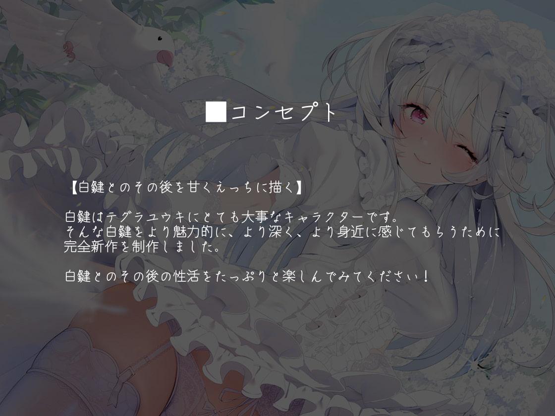 ホワイトボックス~無表情な花嫁に白濁を~【フォーリーサウンド】 [テグラユウキ]