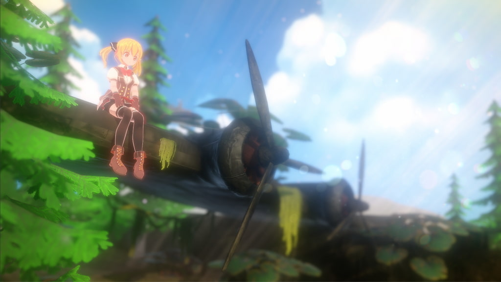 ロレーナと遺跡の国 ~銃と魔法のトレジャーハンター~ [しめなわん]