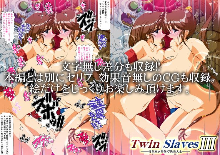 TwinSlaves3 ~淫獣巫女姉妹快楽大全~ [第13艦隊]
