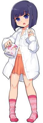 いふよめ イミちゃん ~クールで頭脳派な彼女と、幸せな夫婦性活~ [黎明機構第三研究開発部]