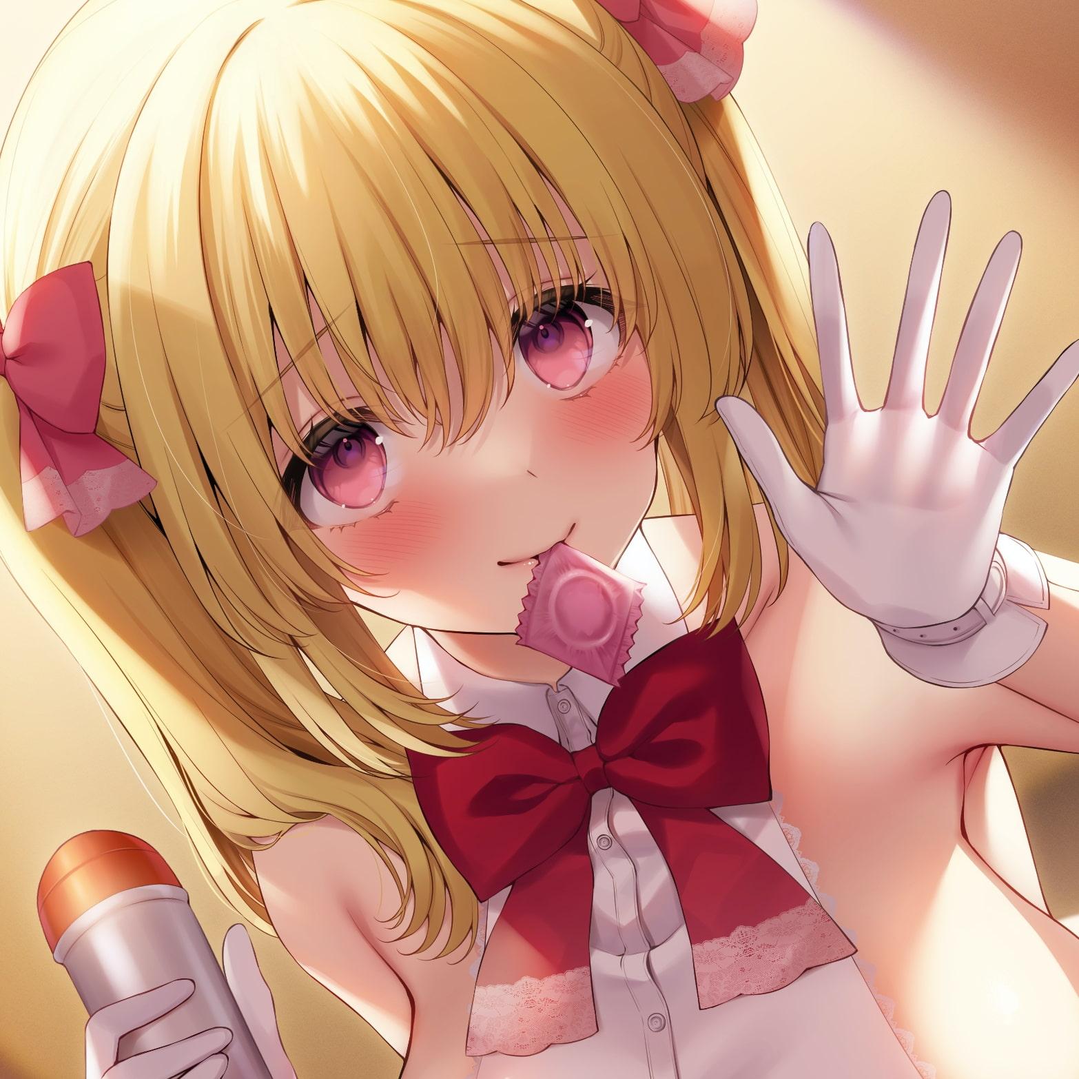 【KU100】ご奉仕デリヘル呼んだら推しアイドルが来て童貞卒業! ~そんなに私のこと好きだったら……挿れても、いいよ?~ [スタジオりふれぼ]