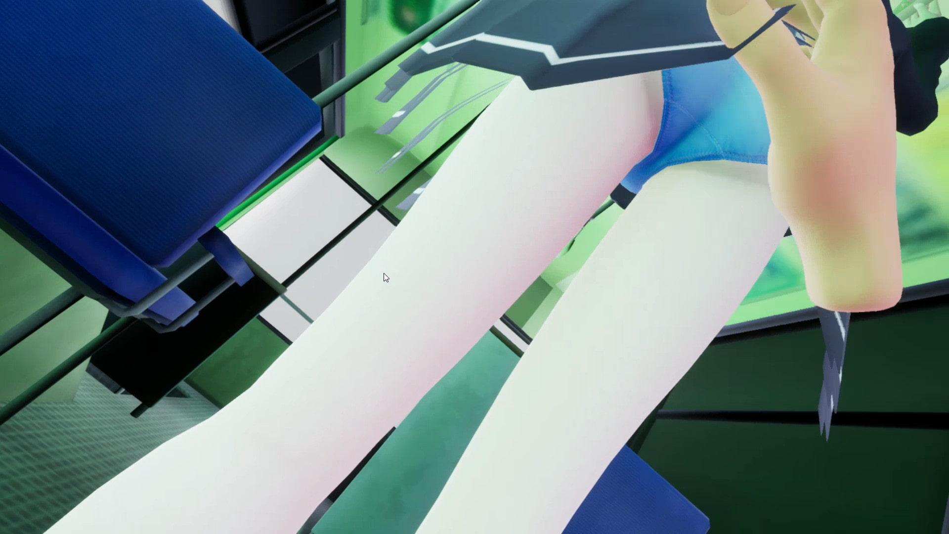 痴漢シミュレーションゲーム 【痴漢師物語】VR対応 [ゴマちゃんVR]