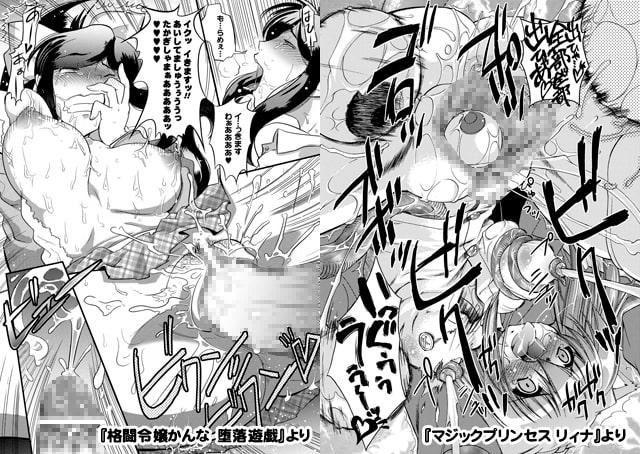 闘姫陵辱ベストセレクションVol.1