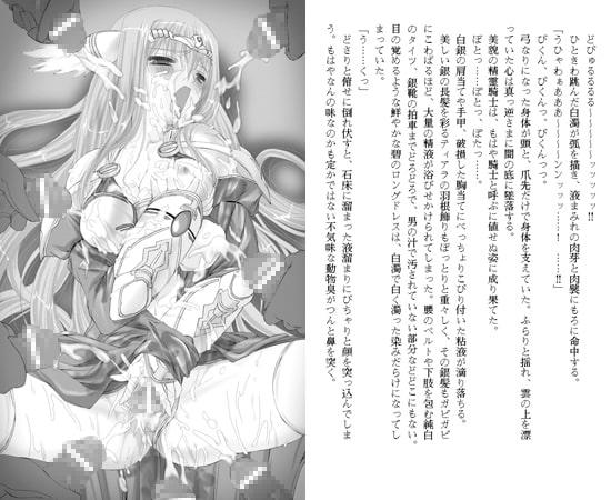 精霊騎士アクエアル 隷属の花嫁のサンプル画像2