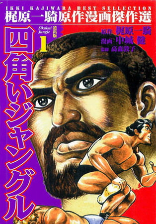 BJ004625 img main 四角いジャングル(1) Vol.1