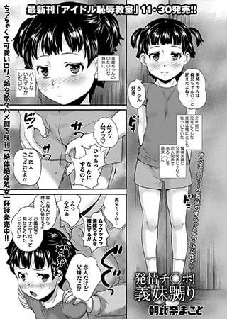 BJ019579 img main 発情チ○ポ! 義妹嬲り