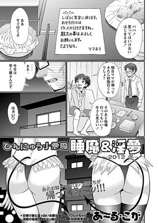 BJ021335 img main ひんにゅう小悪魔 睡魔&淫夢 ~2012冬~