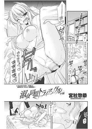 BJ022653 img main 淑女同盟トライアングル【中編】