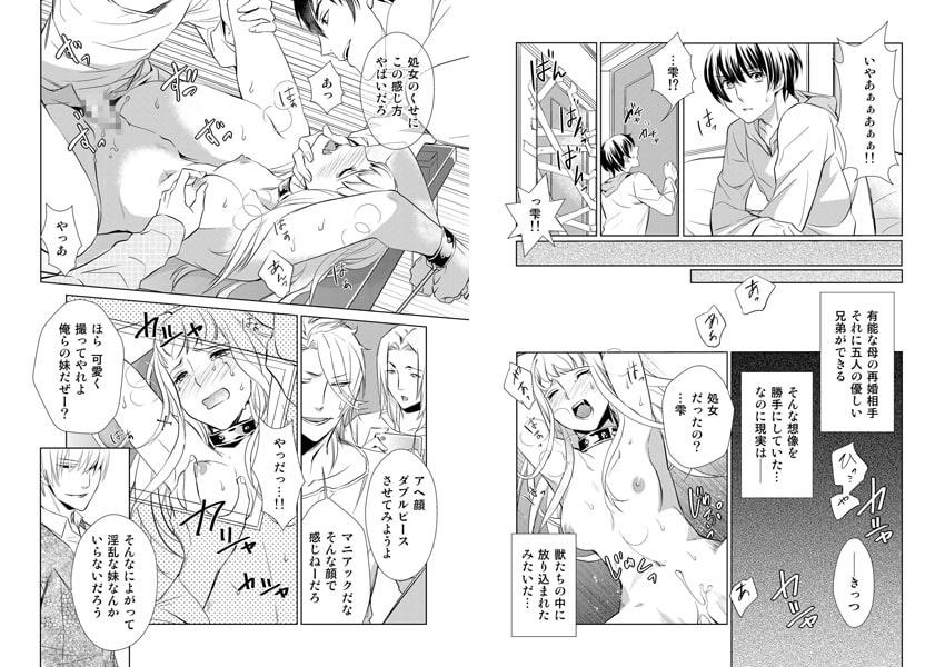 【セット売り】淫獄ハーレム~愛と憎悪、淫らな調教館