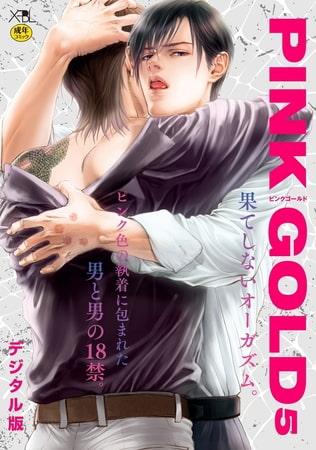 女性向け電子書籍 PINK GOLD5【デジタル版・18禁】の評判、口コミ情報