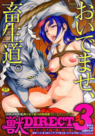 獣DIRECT 3表紙