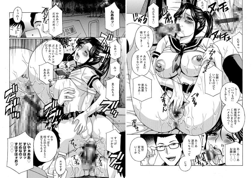 サイベリアマニアックス 痴漢凌辱パラダイス Vol.04