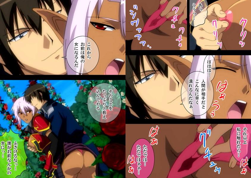 【フルカラーコミック】姫騎士アンジェリカ 第8話