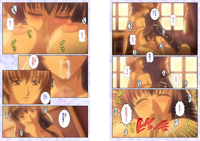 【フルカラー成人版】春恋乙女 ~乙女の園で逢いましょう。~ 前編 Complete版