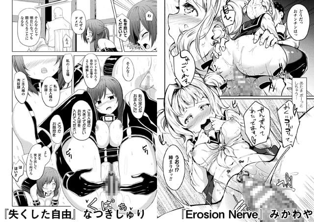 二次元コミックマガジン 淫具責め調教で強制発情! Vol.2