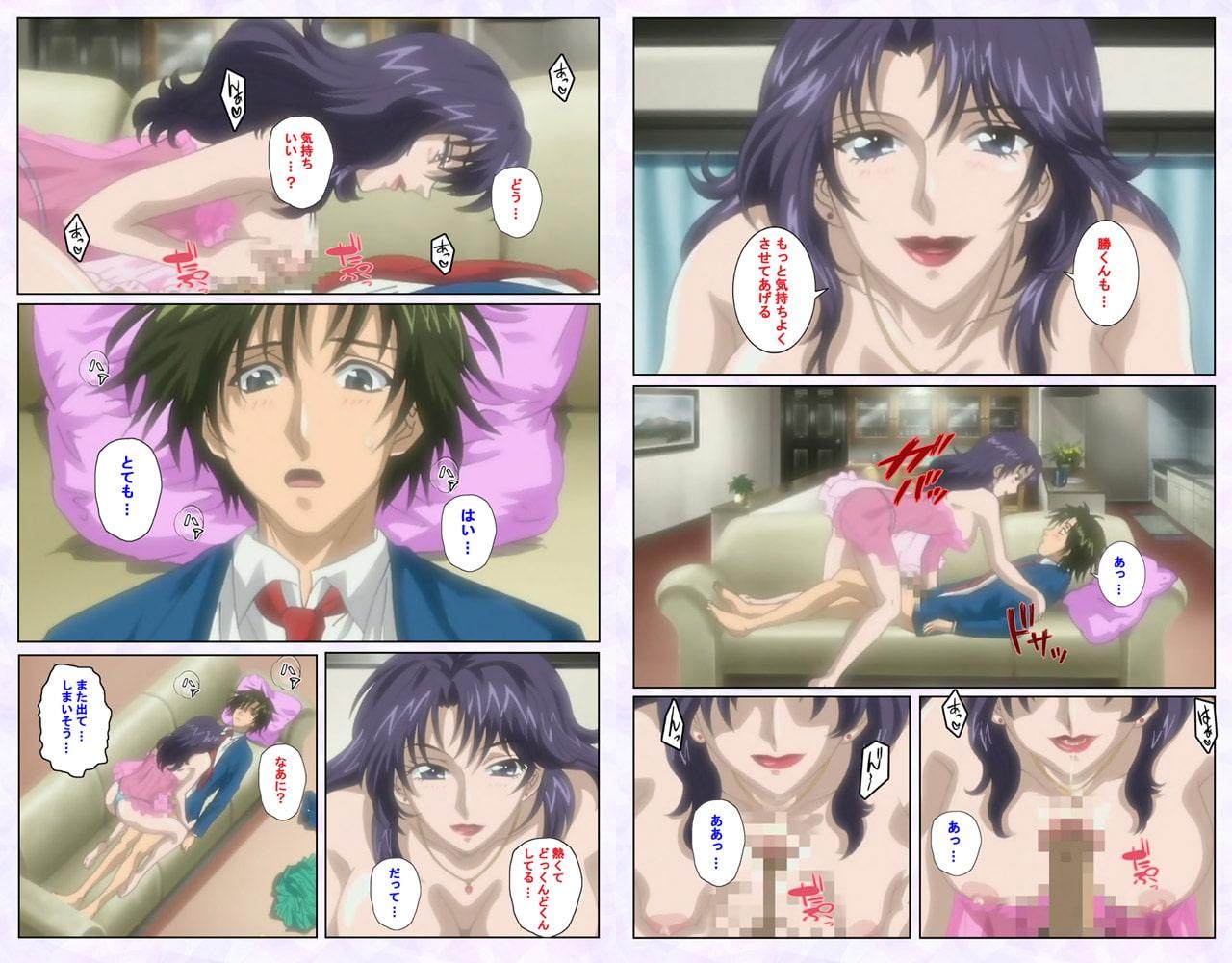 【フルカラー成人版】淫母 Episode.1 『熟女の色香』
