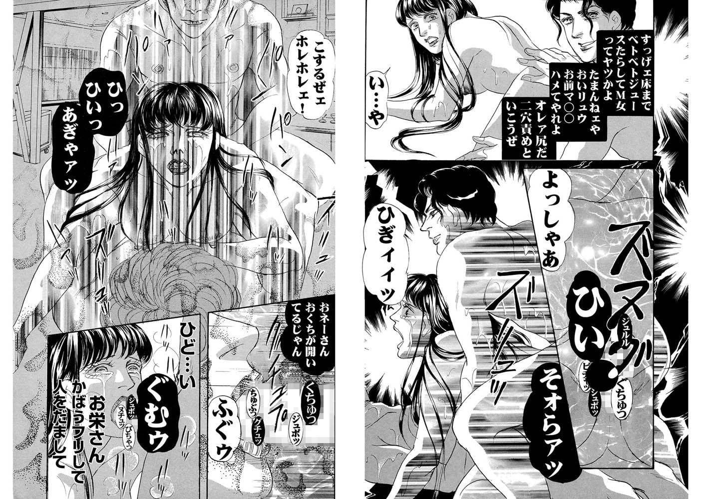 三角木馬 花嫁いじめ花弁なぶり(改訂版)6巻