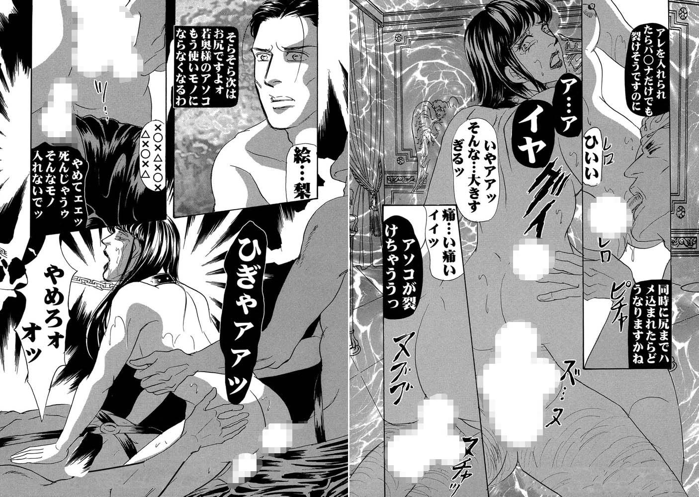 三角木馬 花嫁いじめ花弁なぶり(改訂版)9巻