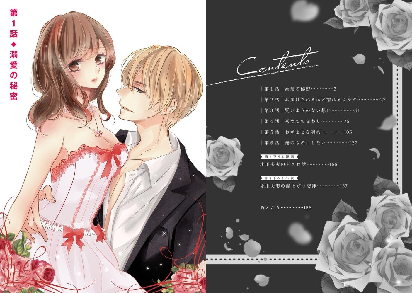 才川夫妻の恋愛事情 7年じっくり調教されました【電子限定かきおろし漫画&小説付】