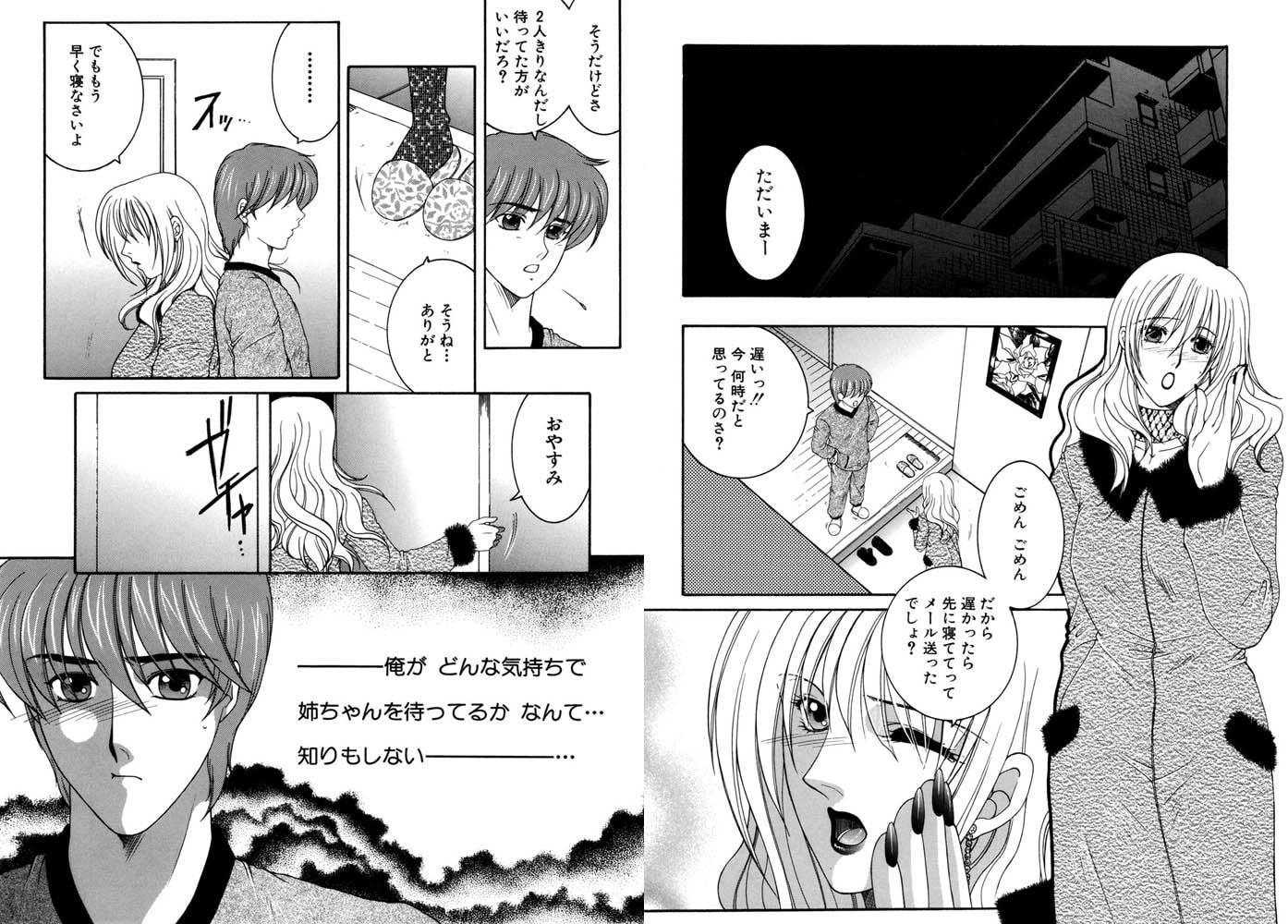 実姉(MUJIN COMICS 名作集 vol.3)(柚木N'/村雨真澄/安原司/蛇光院三郎)