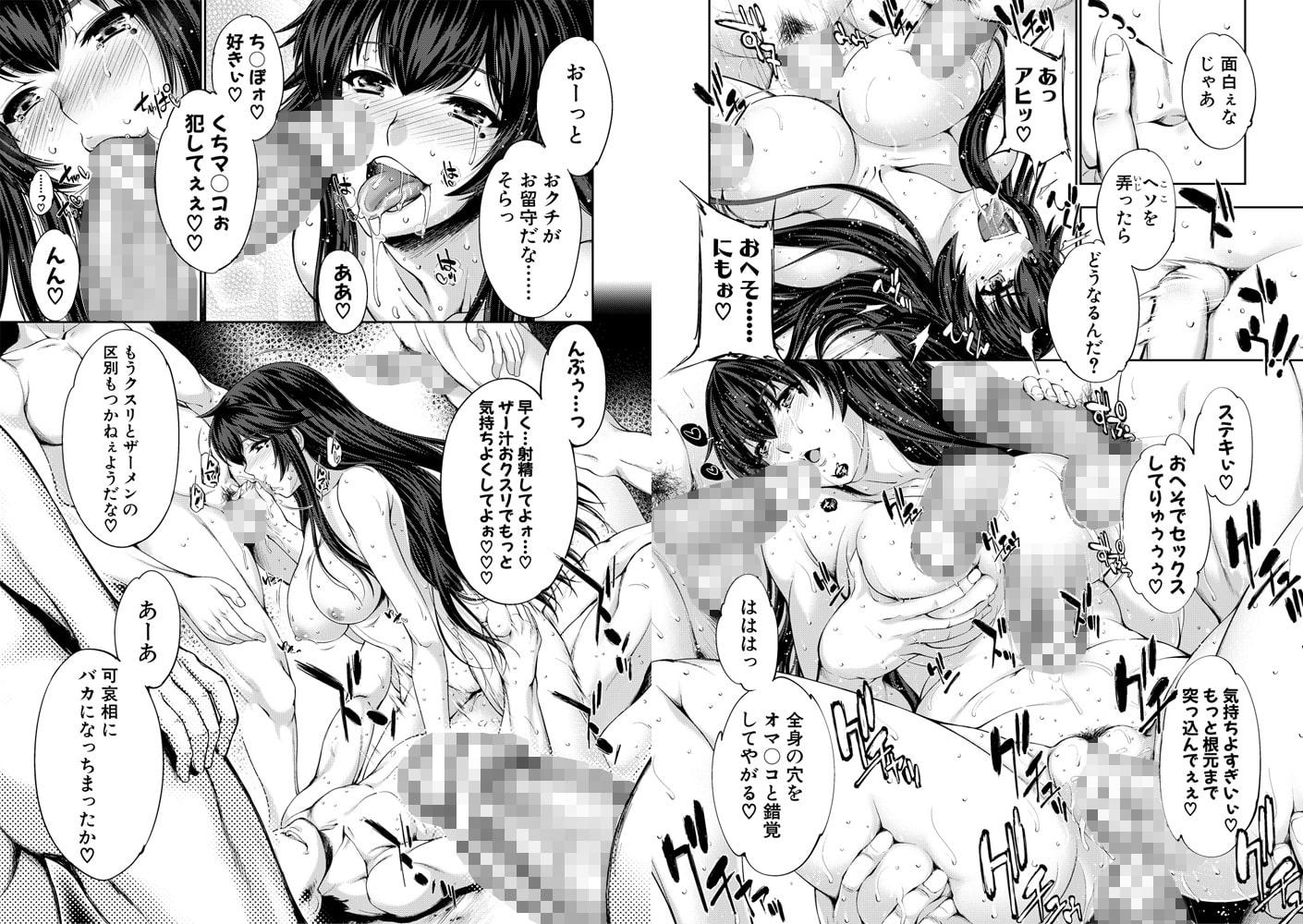リバーシブル・マインド~清純の中のもう一人の淫乱~
