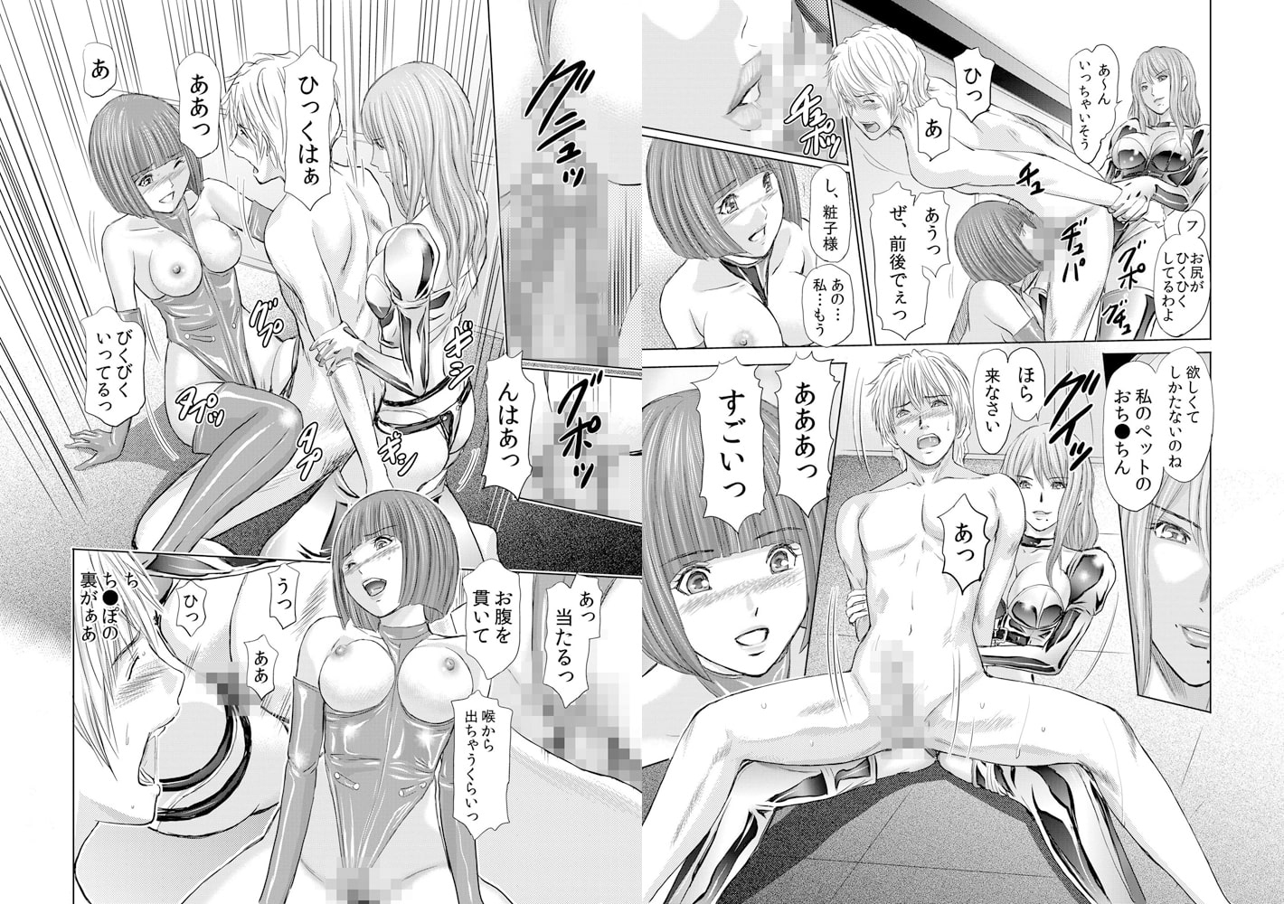 【セット売り】不倫妻~淫らに濡れた果実 5巻