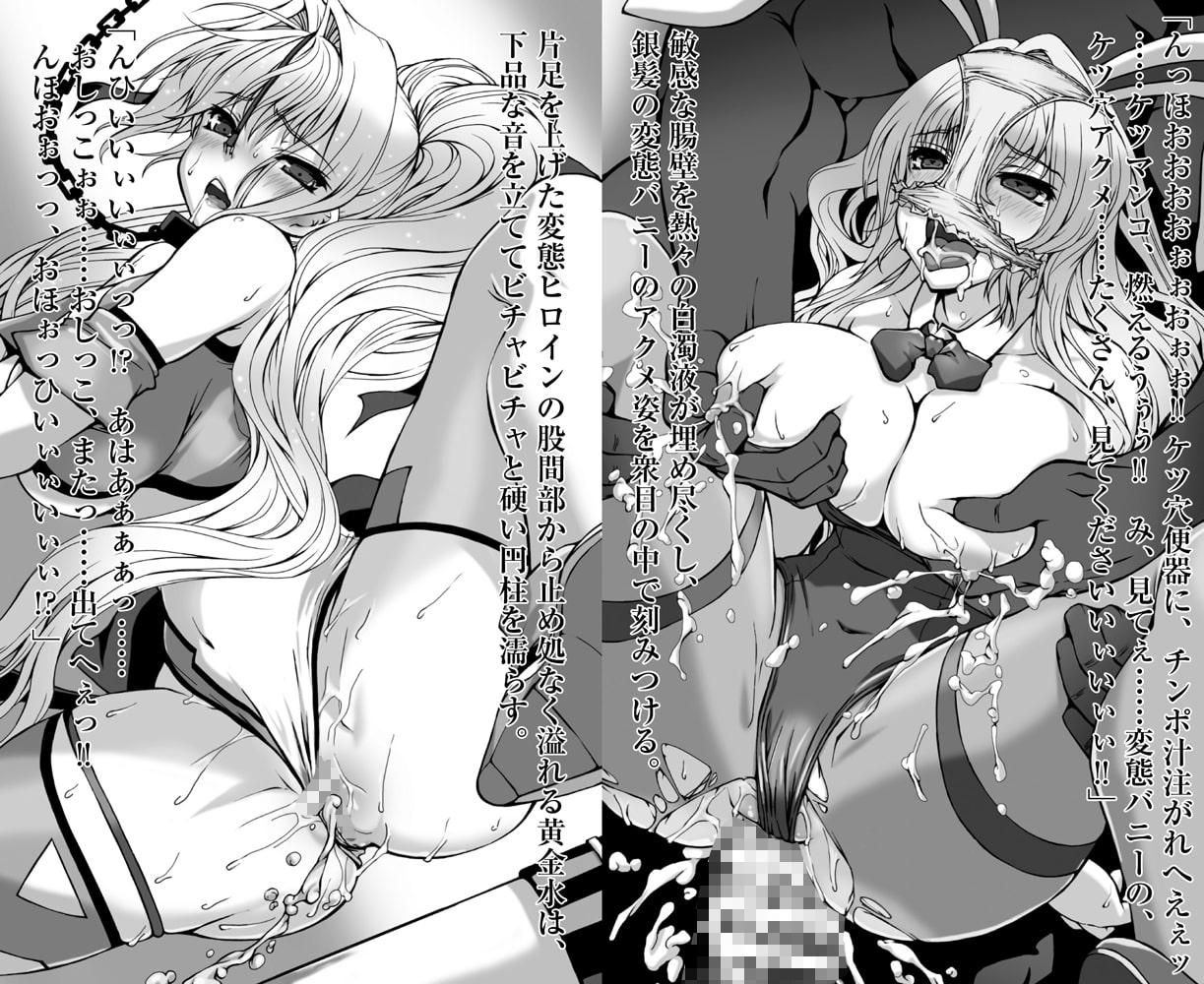 変幻装姫シャインミラージュ2 汚辱に染まりゆく光