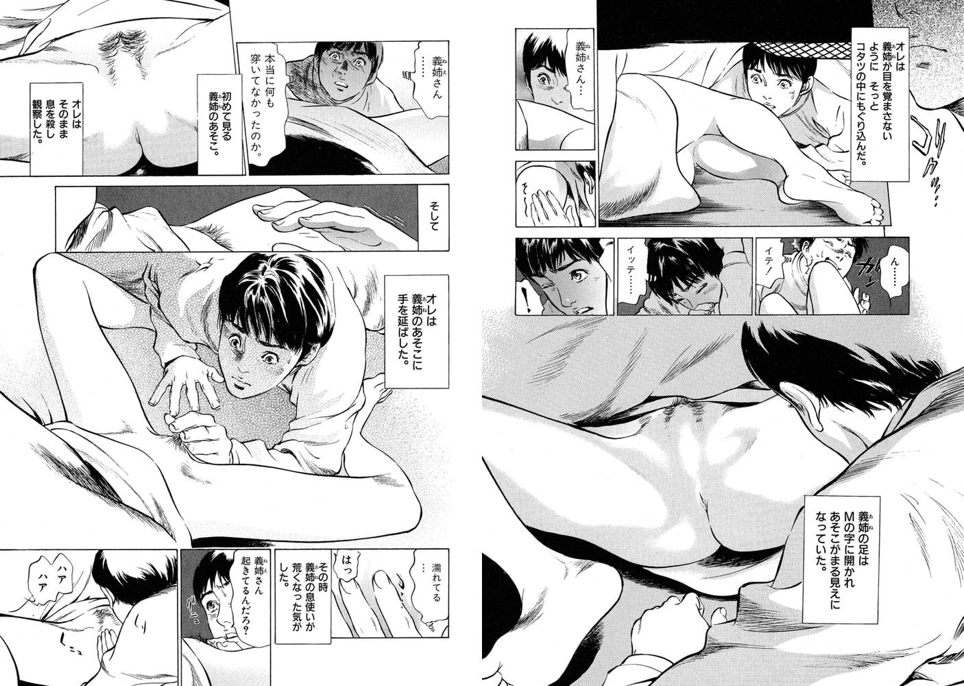 八月薫全集 第12巻 家庭淫景