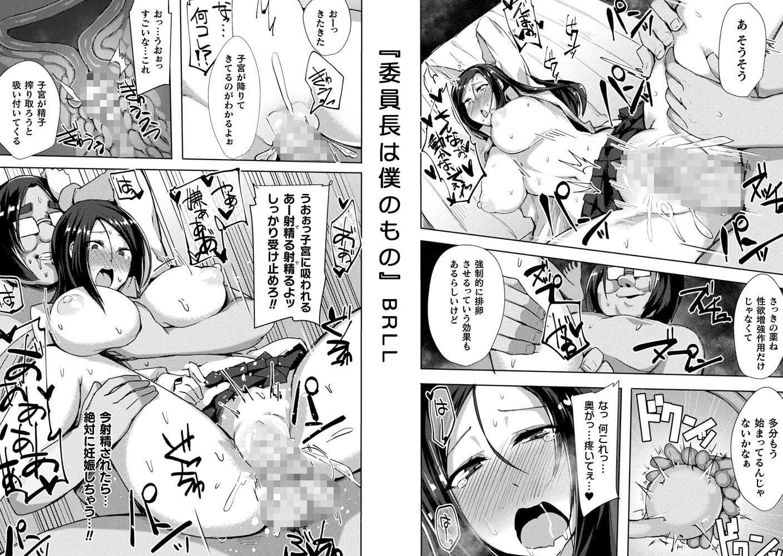二次元コミックマガジン 大量中出しで卵子を完全包囲!Vol.2