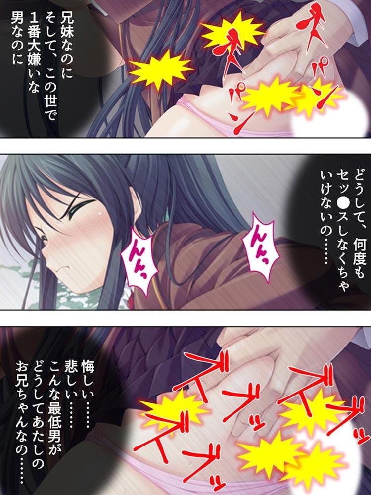 【新装版】妹暴行録 ~あたしが兄に襲われた日~ 第2巻