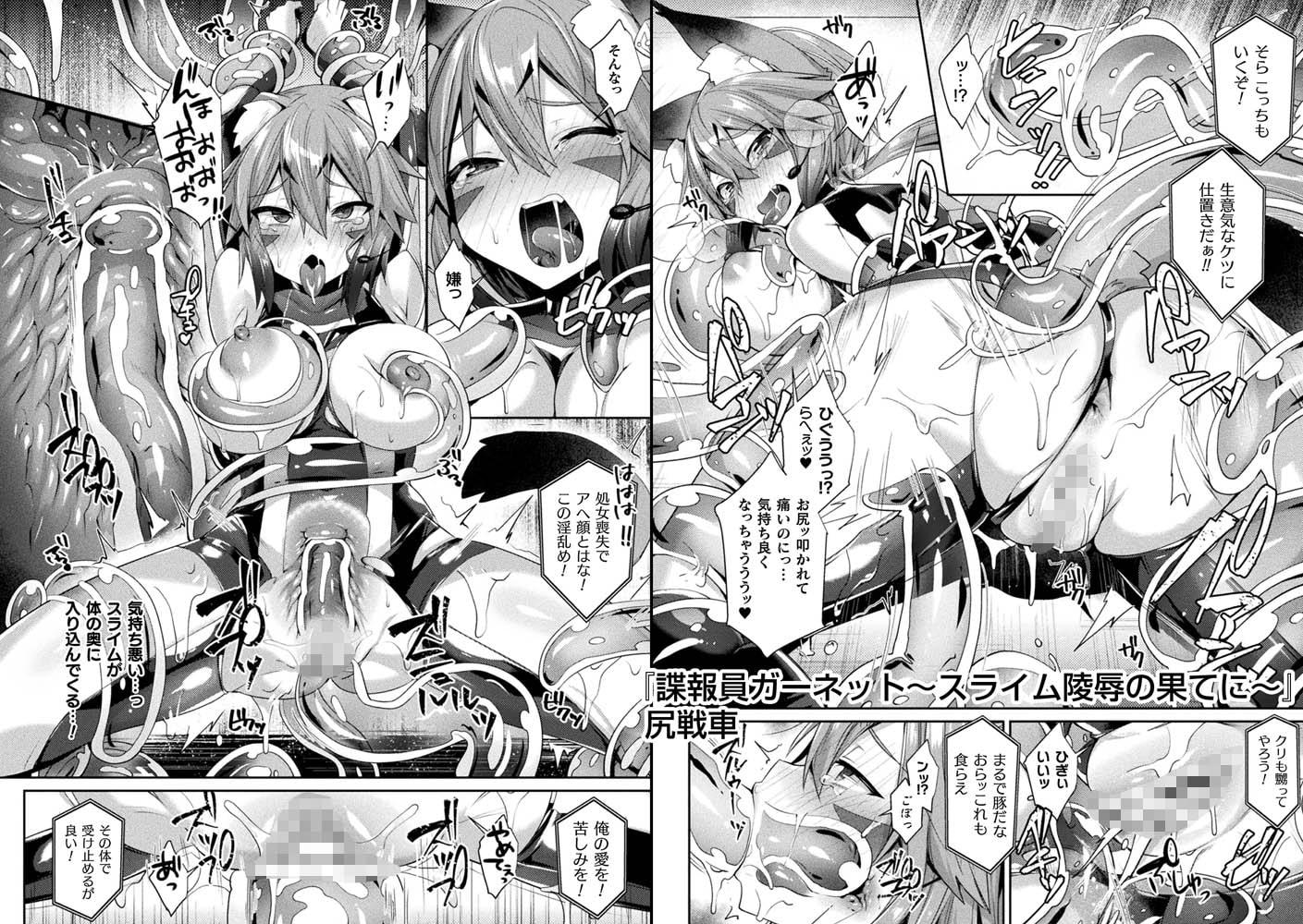 敗北乙女エクスタシーVol.15