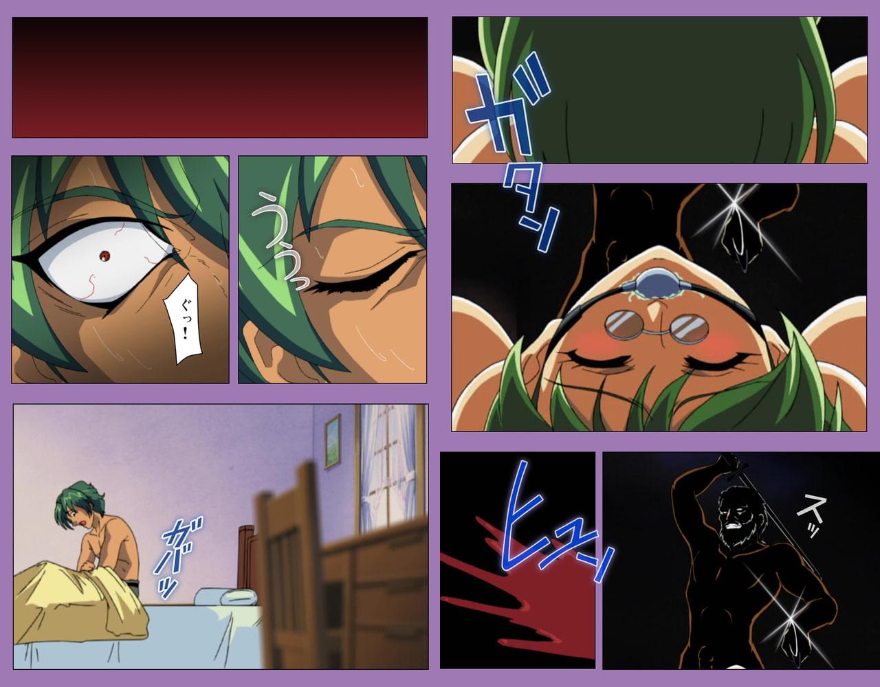 【フルカラー成人版】トレス・マリアス ~三人の聖処女~ 後編 Complete版