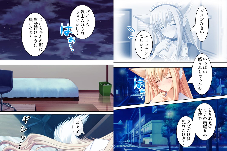 【新装版】発情少女と同棲中 ~キツネの嫁入り編~ 第3巻
