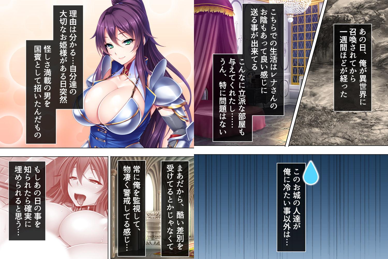 【新装版】姫騎士にデリヘル感覚で喚ばれました ~毎日ご奉仕・異世界生活~ 第2巻