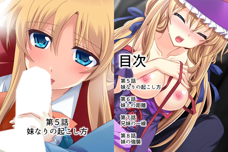 【新装版】ビッチ疑惑の妹と鈍感兄貴の二人きり性活! 第2巻