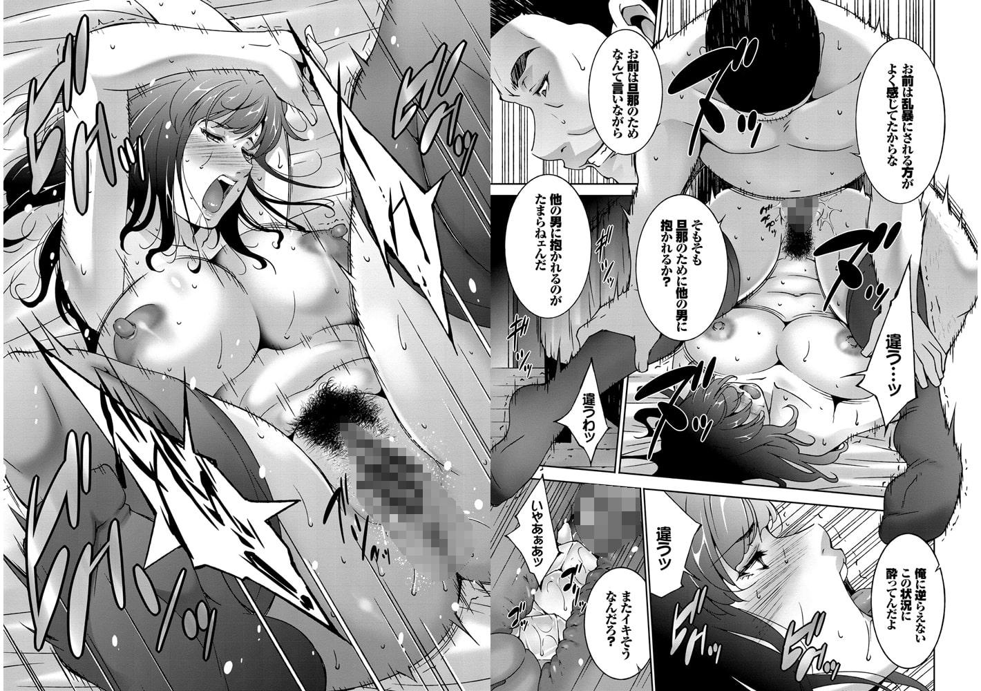 【DLsite限定版】人妻のカタチ