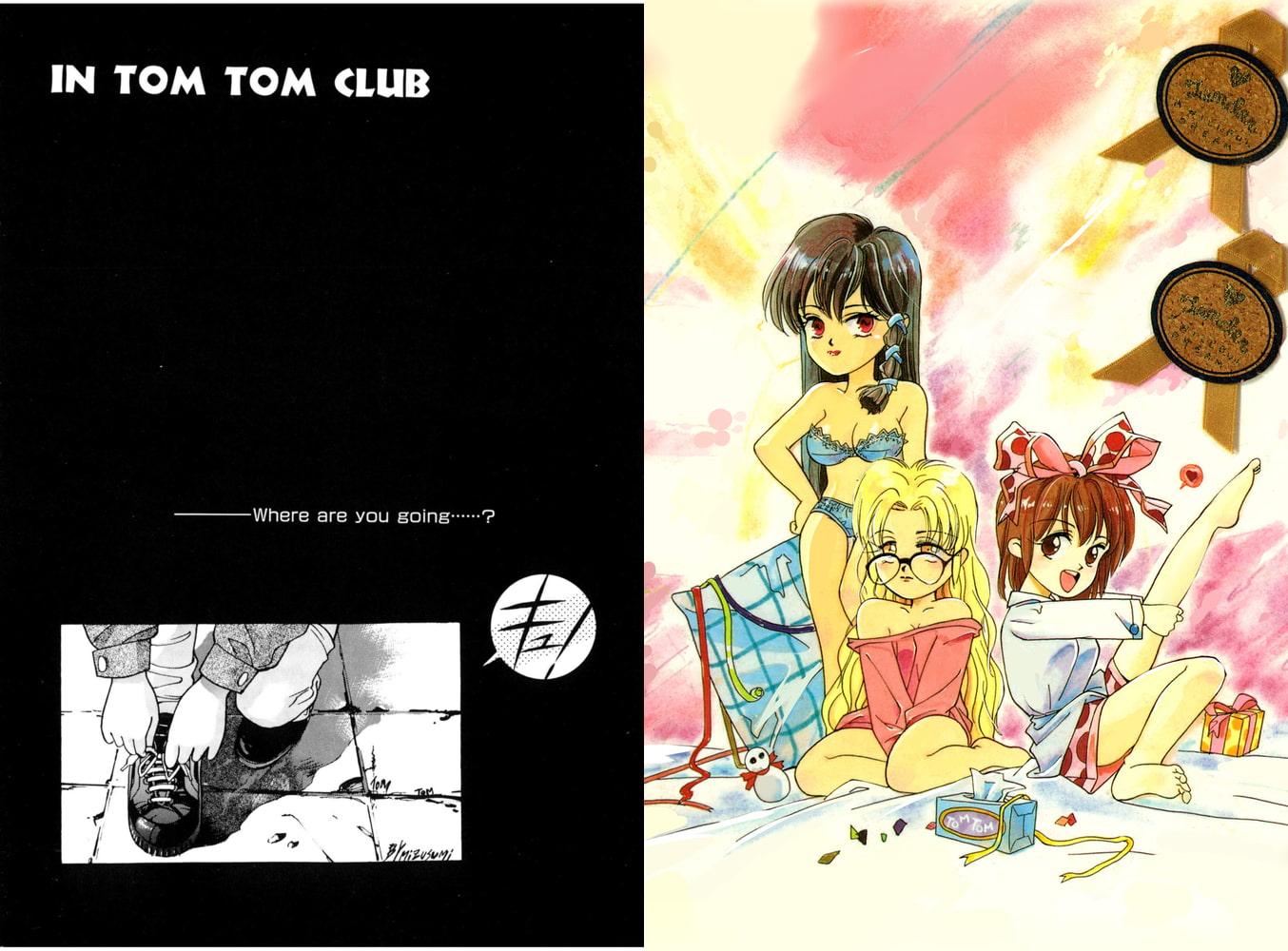 TOM TOM CLUB