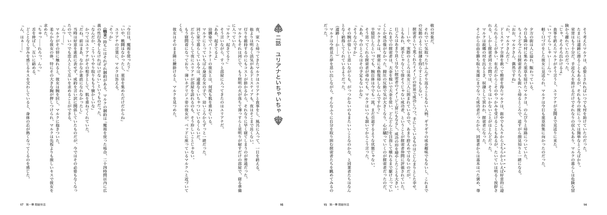 隠居英雄が始める駆け上がり最強伝説 ~魔術少女と女騎士との冒険ハーレム!~