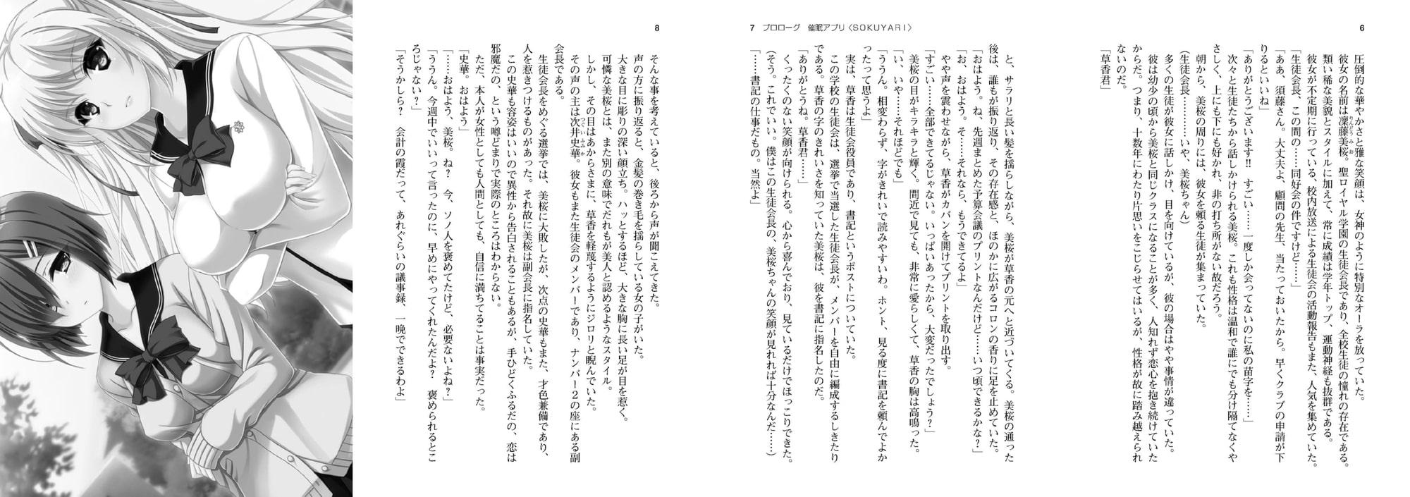 催眠即ヤリ学園 ~勝気副会長・肉便器調教編~