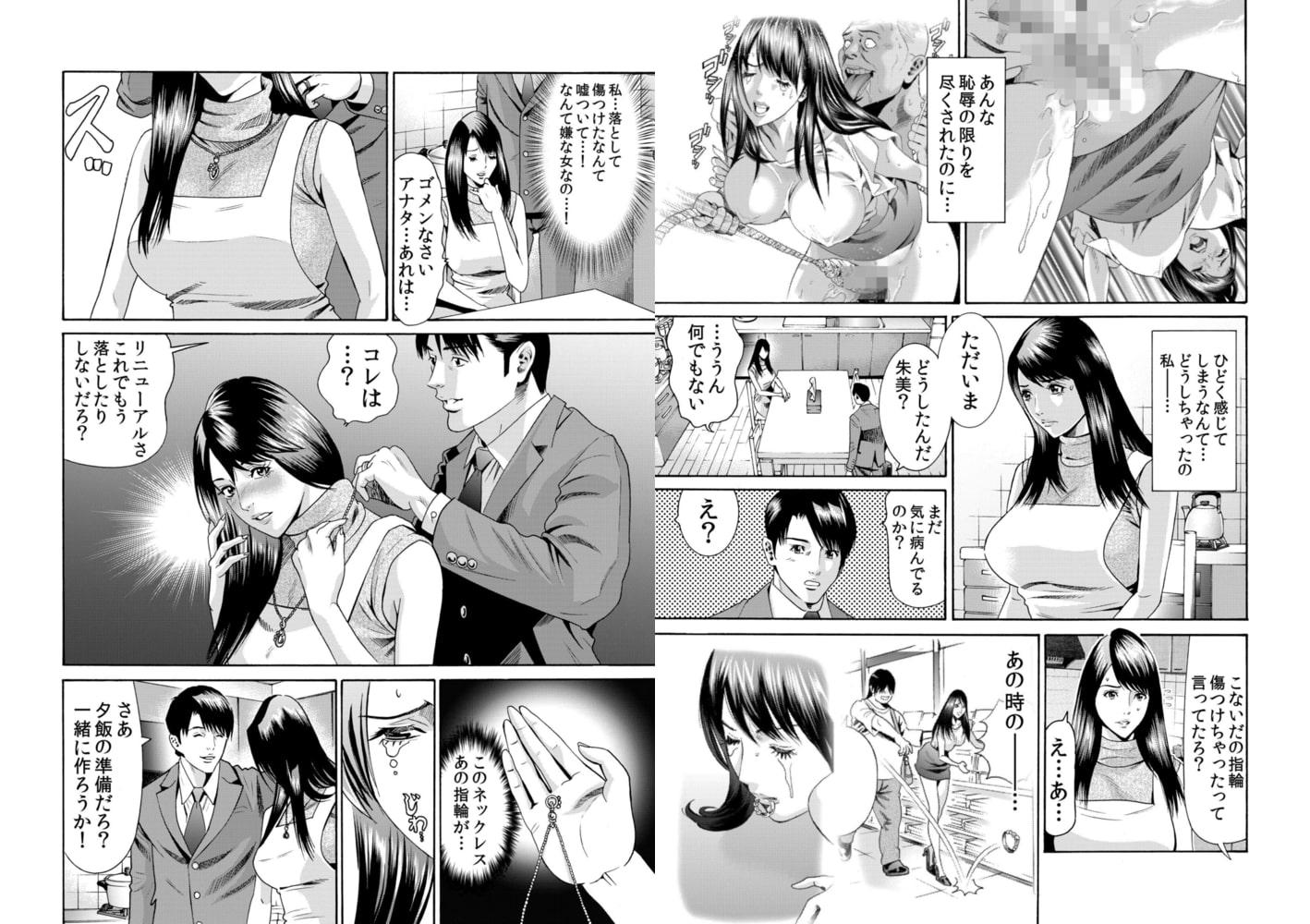 【セット売り】家庭内淫事~人妻の種付けされる日々~ 3