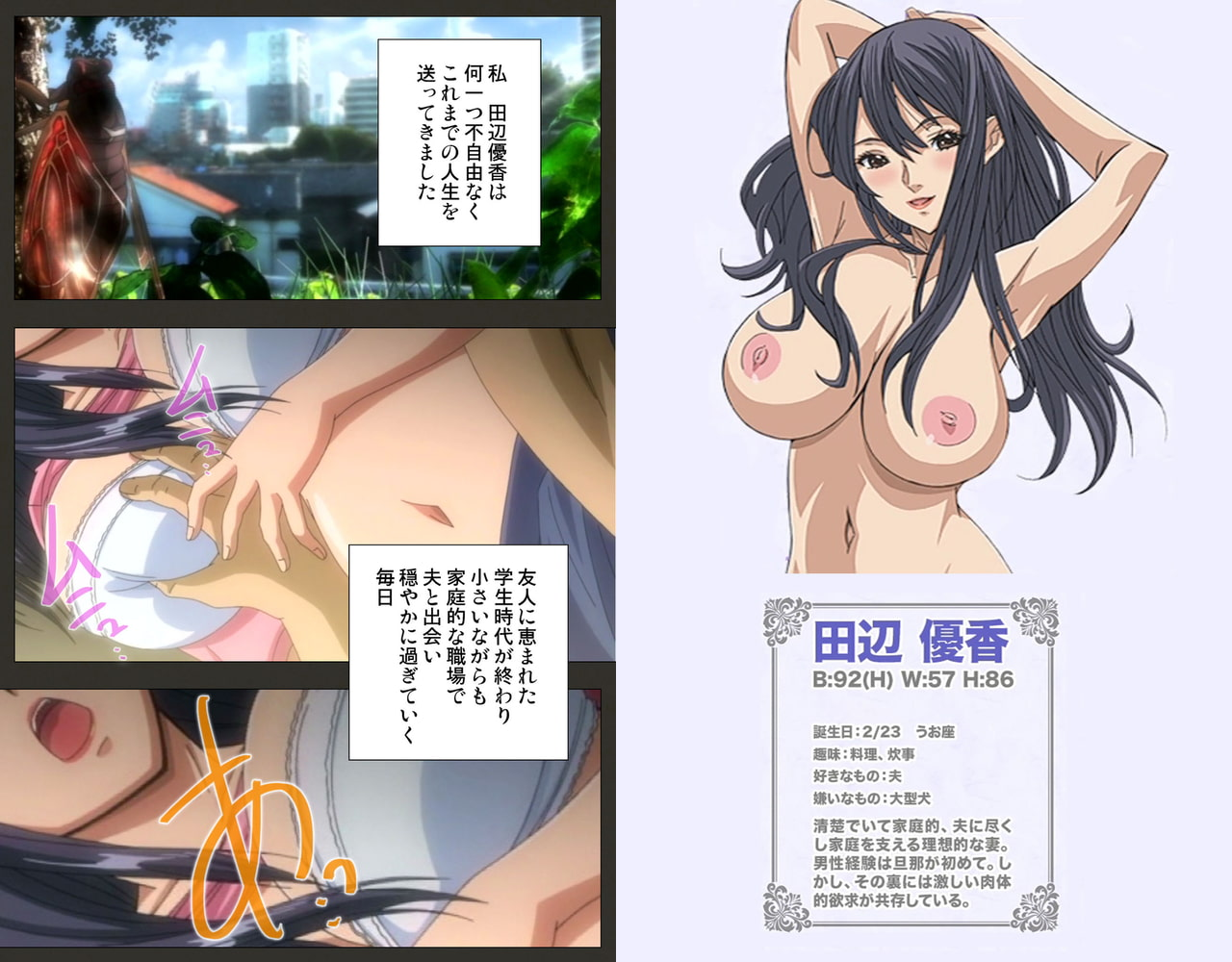 ちちのや詰め合わせ 厳選中出し Sex The Best Part.4【フルカラー成人版】