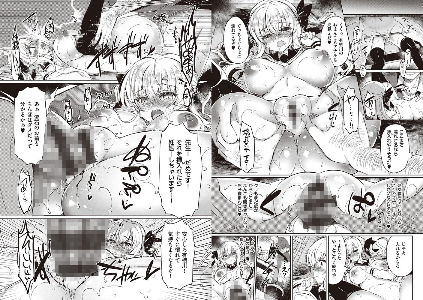 乙女征服【DLsite限定特典付き】