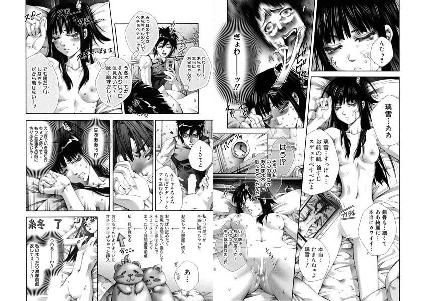 鬼畜恋愛 パック Vol.3