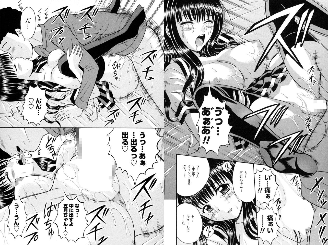 鬼畜恋愛 パック Vol.4