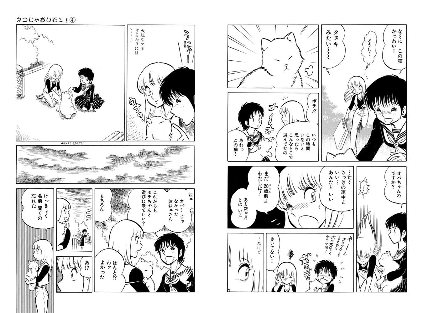 ネコじゃないモン! (4)