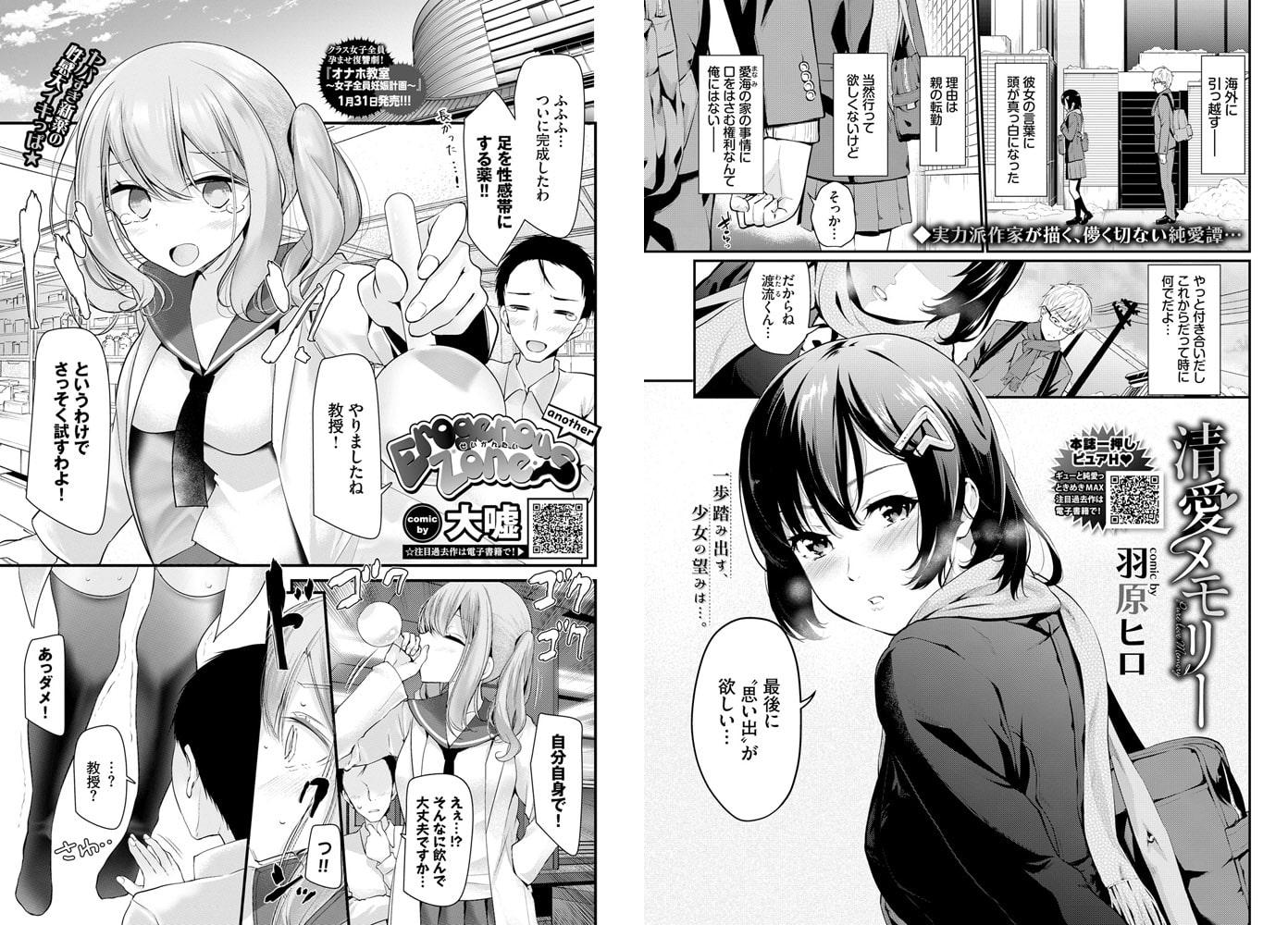 COMIC BAVEL 2020年3月号【特装版】