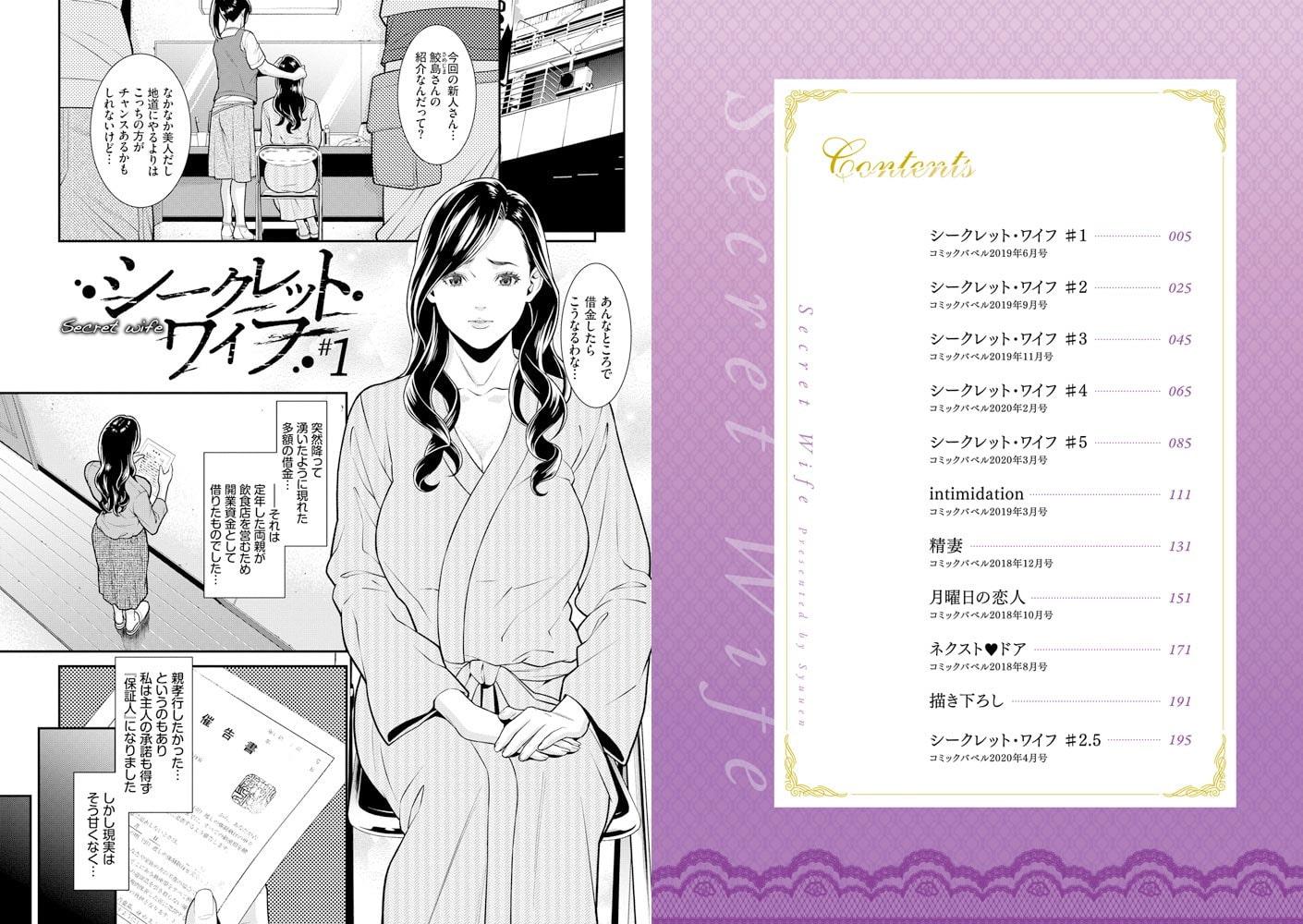 ヒトヅマノヒミツ【電子限定特装版】